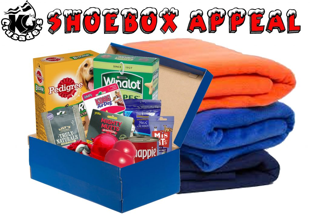 Christmas Shoe Box Appeal.Christmas Shoe Box Appeal K9 Crusaders Dog Welfare