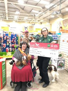 Christmas Joy in February from Pets at Home